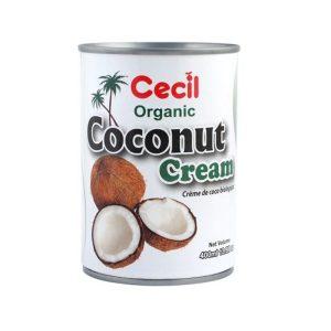 кокосова сметана от бурел органикс онлайн магазин за био продукти