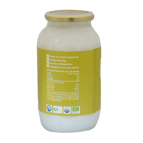 кокосово масло от бурел органикс онлайн магазин за био продукти