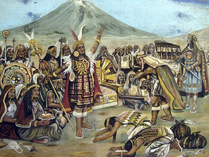 история на мака или перуански женшен
