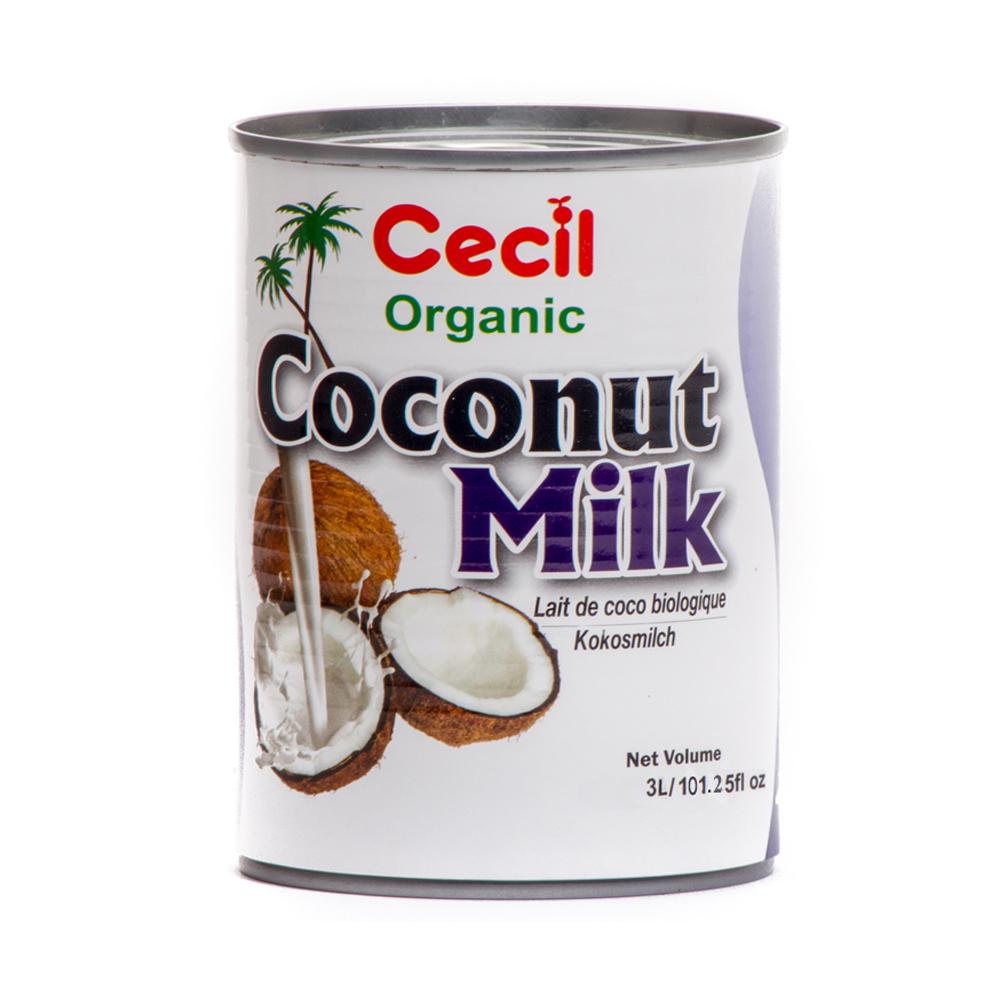 кокосово мляко бурел