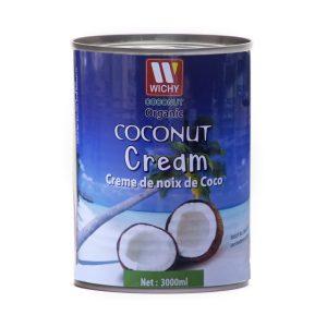 кокосова сметана с гарантиран био произход