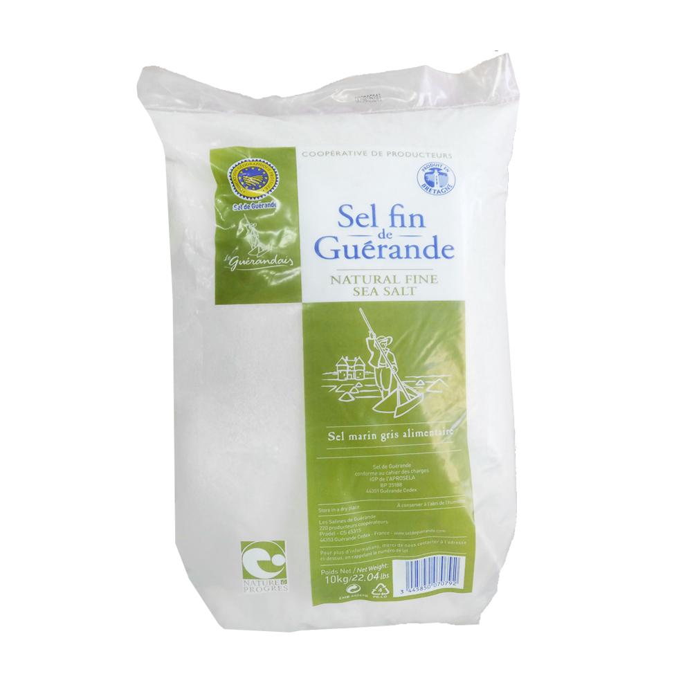 naturalna morska sol fina 10 kg
