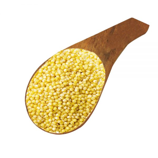 просо белено от онлайн магазин Бурел Ораникс био продукт